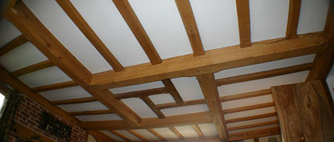 Reciprocating ceiling